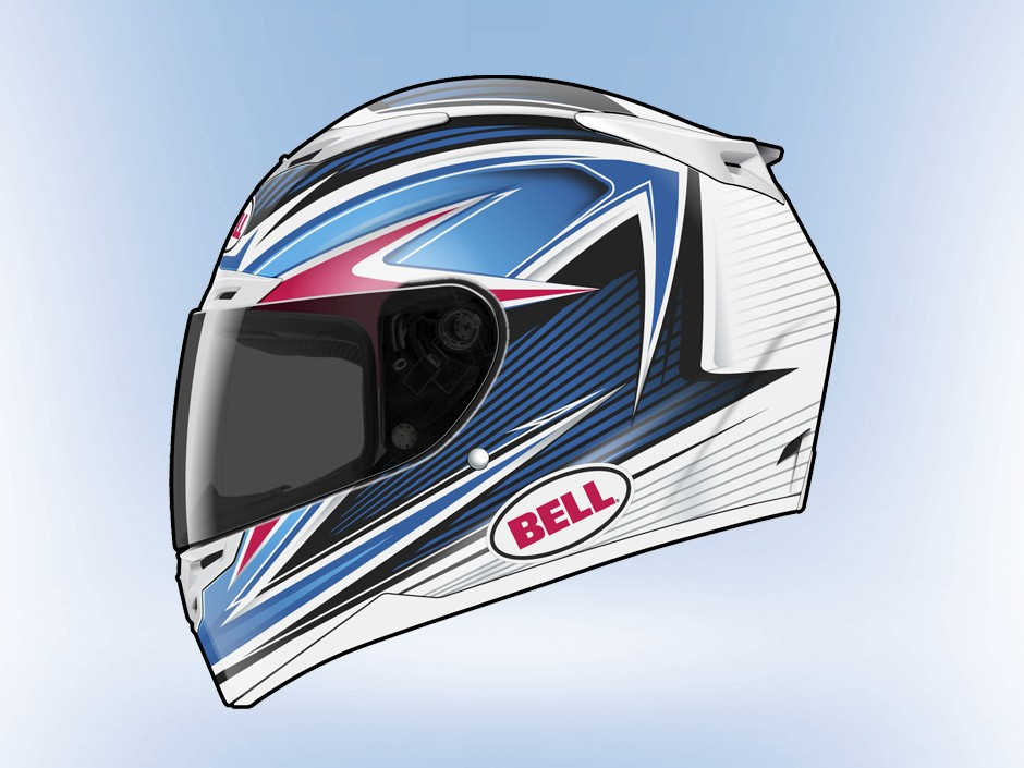 Bell Helmet Graphics