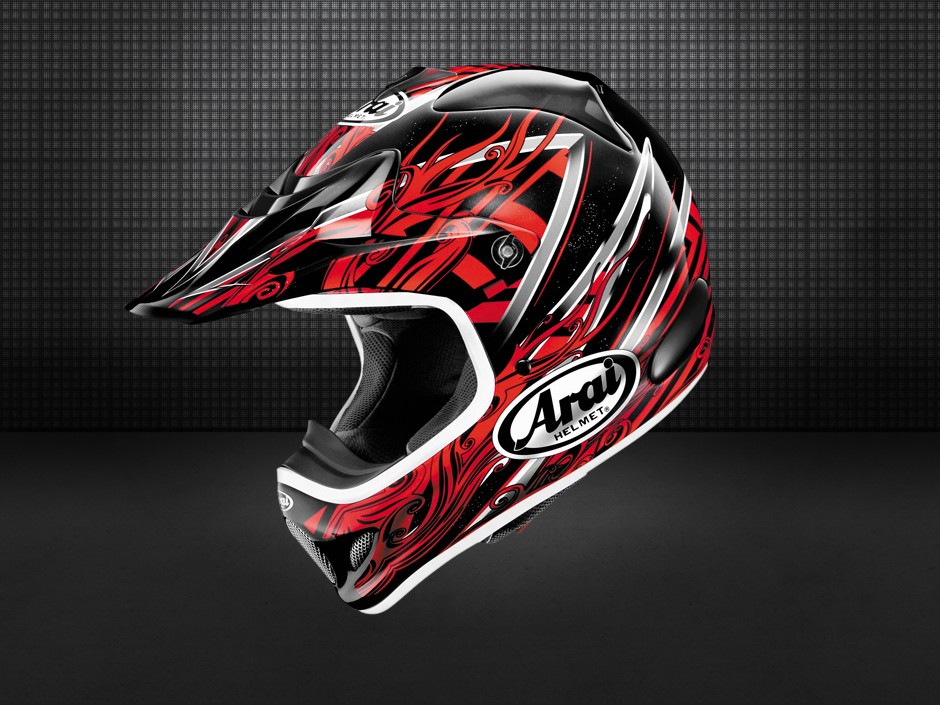 Arai Helmet Graphics