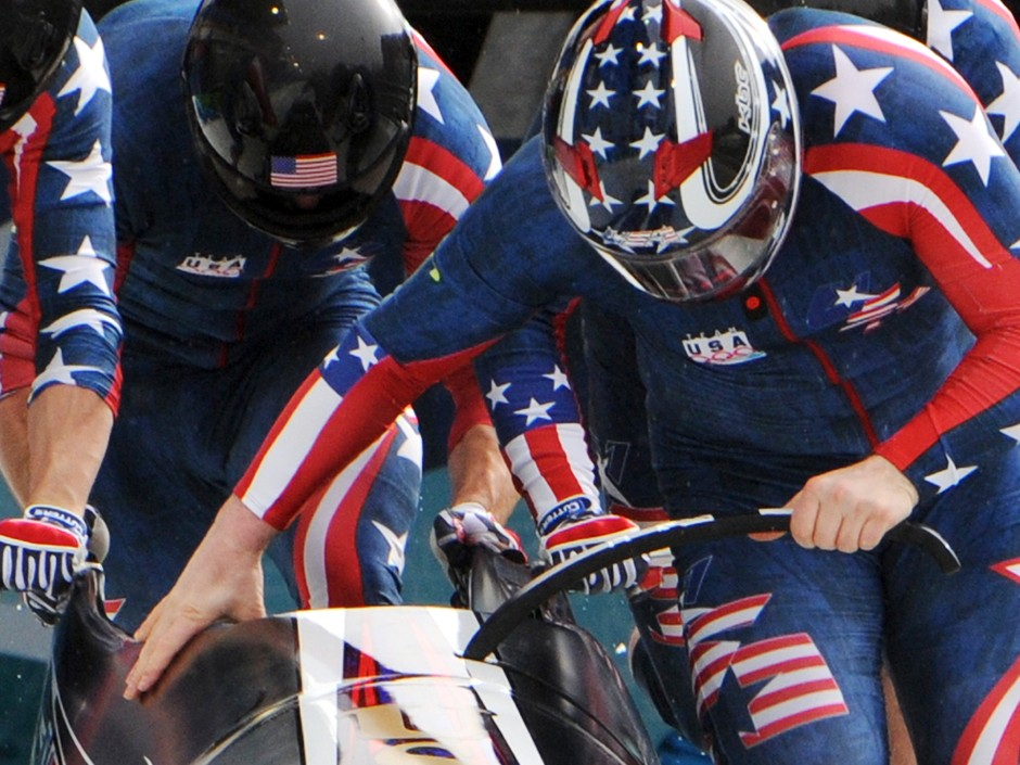 2010 US Bobsled Team